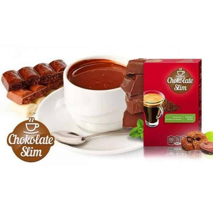 Chocolate Slim - Ce ingrediente active conține conform prospectului